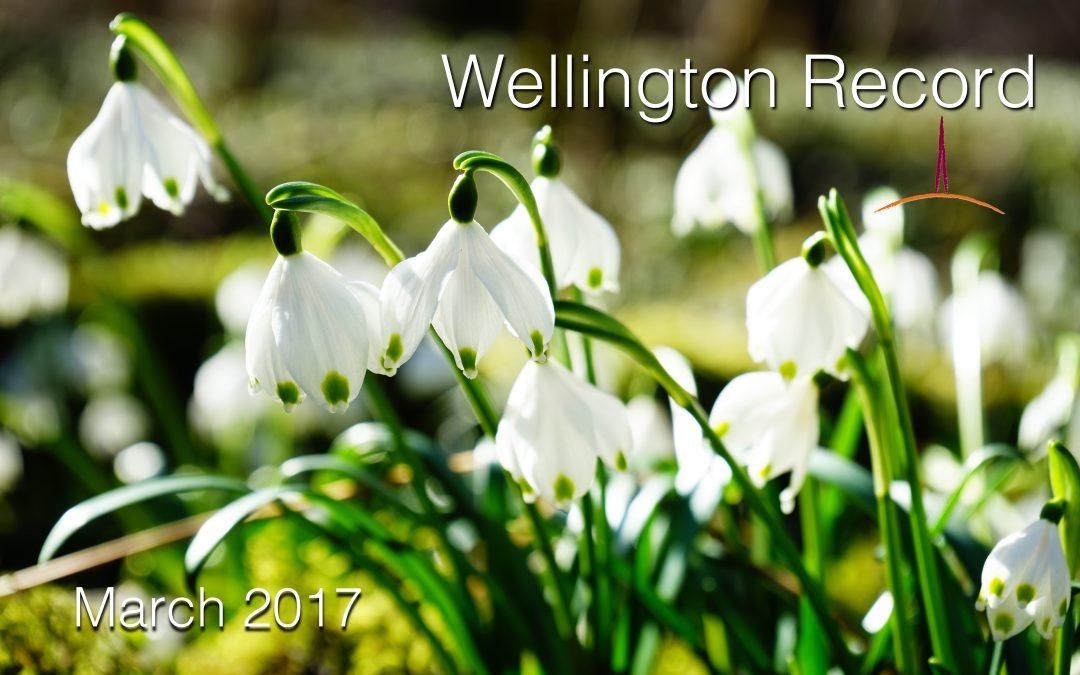 Wellington Record - March 2017