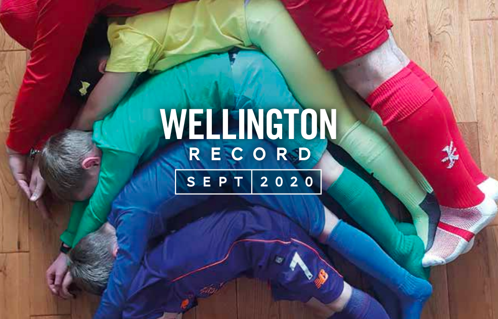 Wellington Record September Issue