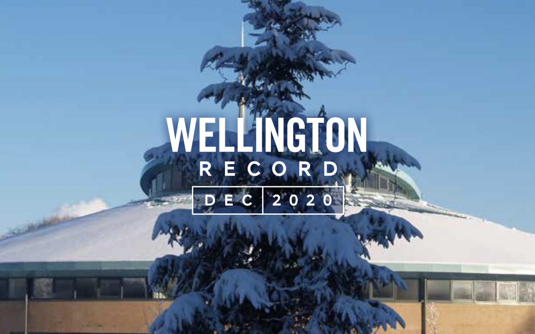 Wellington Record December Issue