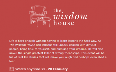 The Wisdom House – Care for the Family Event